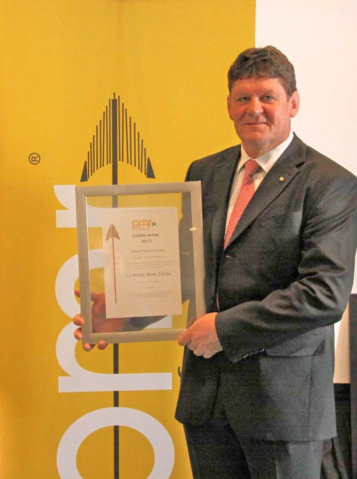 La Motte acknowledged for contribution to economy in Boland region – PMR.africa Boland Region Leaders and Achievers Awards