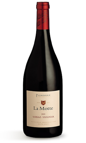 2003 La Motte Pierneef Shiraz Viognier - Red Wine Blend