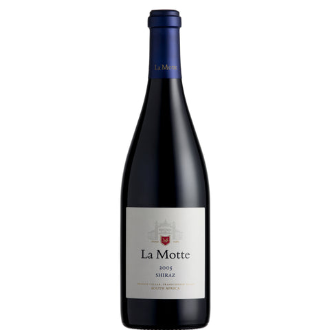 2005 La Motte Shiraz - La Motte Wine Estate