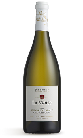 2005 La Motte Pierneef Sauvignon Blanc Organically Grown - La-Motte