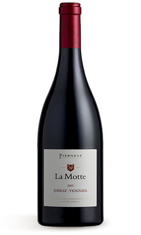 2005 La Motte Pierneef Shiraz Viognier - La Motte Wine Estate