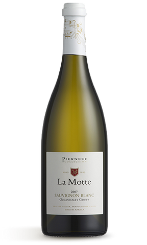 2007 La Motte Pierneef Sauvignon Blanc Organically Grown - La-Motte
