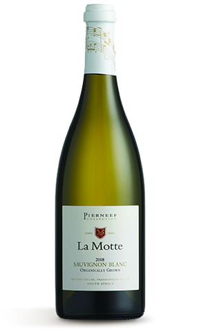 2008 La Motte Pierneef Sauvignon Blanc Organically Grown - La-Motte
