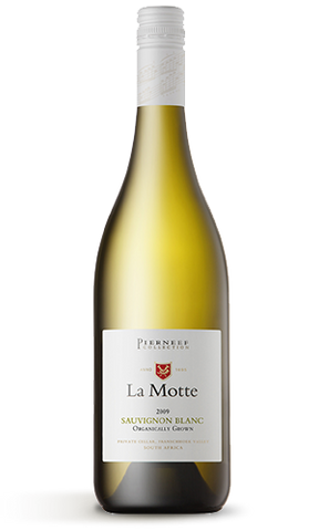2009 La Motte Pierneef Sauvignon Blanc Organically Grown - White Wine