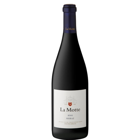 2010 La Motte Shiraz - La Motte Wine Estate