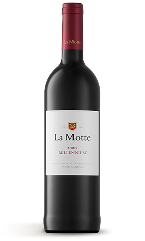 2010 La Motte Millennium - Red Wine Blend