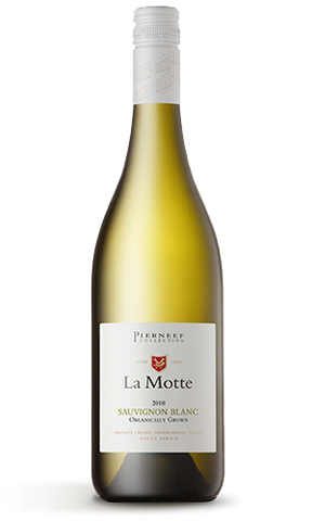2010 La Motte Pierneef Sauvignon Blanc Organically Grown - White Wine