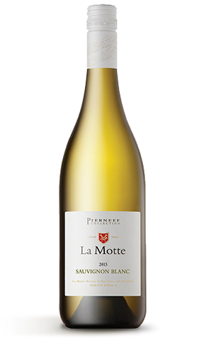 2013 La Motte Pierneef Sauvignon Blanc Organically Grown
