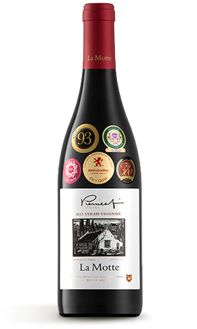 2013 Pierneef Syrah Viognier - Red Wine Blend