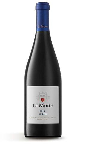 2014 La Motte Syrah - La Motte Wine Estate