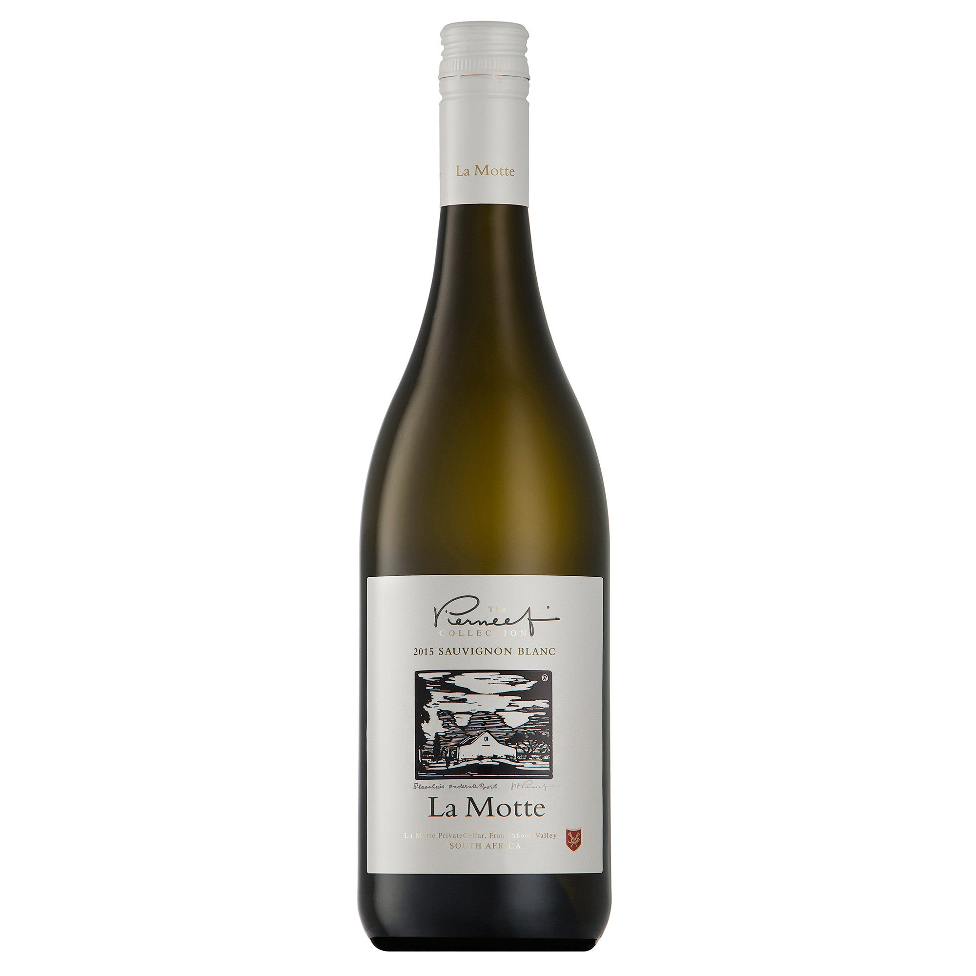 2015 Pierneef Sauvignon Blanc - White Wine