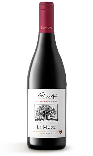 2015 Pierneef Syrah Viognier - Red Wine Blend