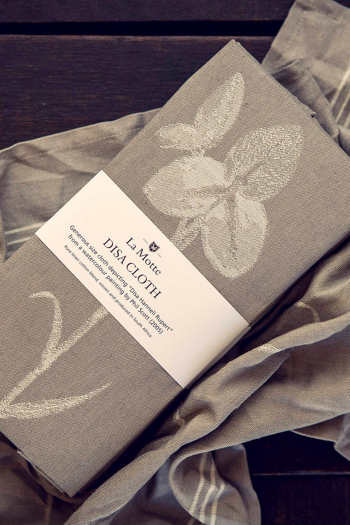 Linen Disa Tea Towel