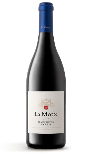 2016 La Motte Syrah - Shiraz Red Wine