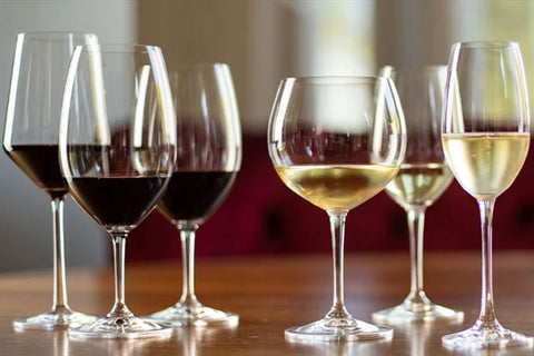 Varietal Glass-specific Wine Tasting: 24 August 2020