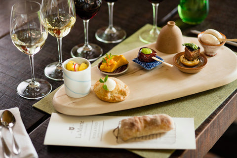 Food & Wine Tasting: 30 March 2018