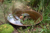 Extra-Large Spun Copper Dish