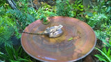 Medium Spun Copper Dish