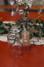 Vintage glass hire