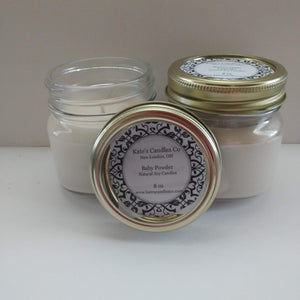 Baby Powder Scented Candle