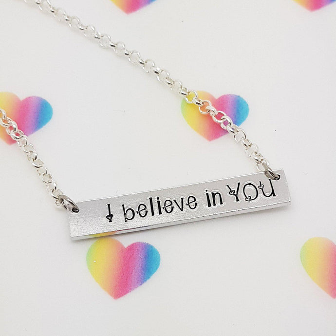 I believe in YOU - Stamped with Love