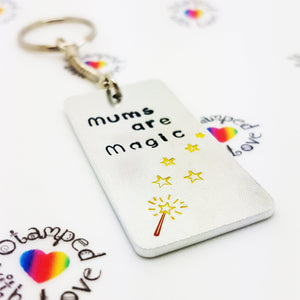 Mum Are Magic - Stamped with Love