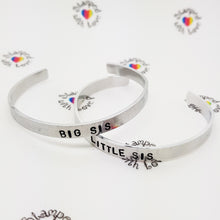 Stamped with Love - Stacking Bracelet, handmade in Hampshire, UK