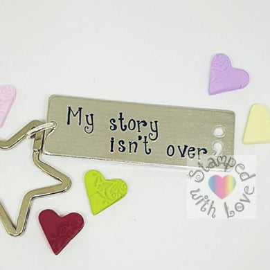 My Story Isn't Over - Stamped with Love
