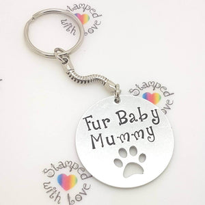 Fur Baby Mummy - Stamped with Love