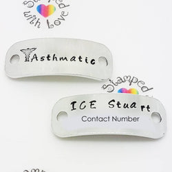 ICE Trainer Tags