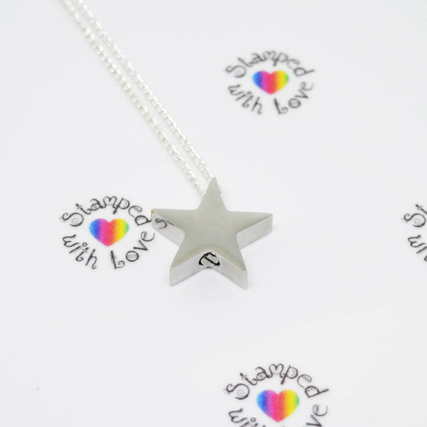 Remembrance Star Necklace