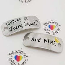 Stamped with Love - Powered by Fairy Dust and Wine, handmade in Hampshire, UK