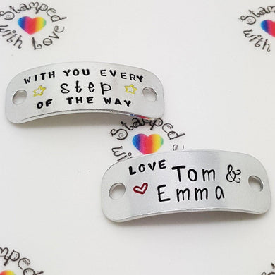 With You Every Step Of The Way - Stamped with Love