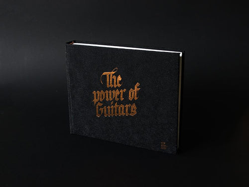 "Libro edición lujo ""The Power Of Guitars ARF 2002-2016"" + DVD ""Rocknrollers"""