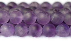 Amethyst - round- beads supplier
