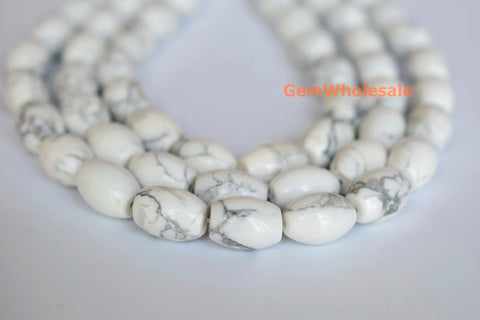 Howlite - Drum- beads supplier