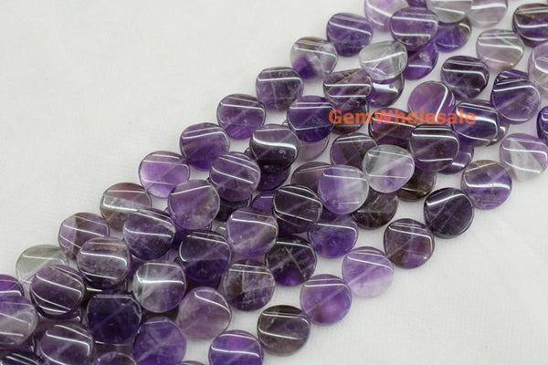 Amethyst - Coin- beads supplier