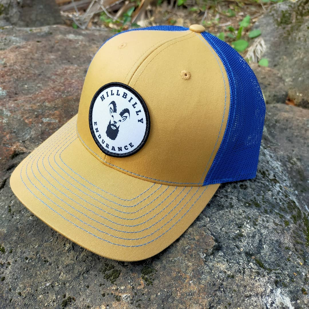 Hillbilly Trucker Cap - HillBilly Endurance