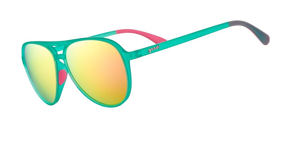 Polarised Mach Gs - Kitty Hawkers' Ray Blockers - HillBilly Endurance