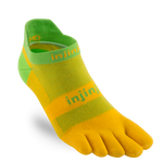 Injinji RUN 2.0 Lightweight No-Show Toe sock Unisex - HillBilly Endurance