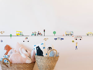 Decorating with Wall Stickers