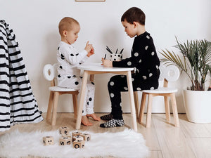 How to Accessorise a Monochrome Kids Room