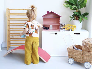 Curate a Colourful Playroom