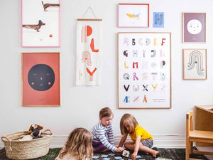 Inspire a Love of Art with Prints for Kids and the Home