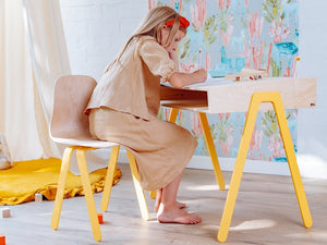 Create a Child-Focused Study Space