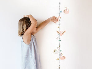 Height Chart Wall Decals