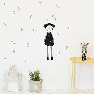 WALL DECALS & STICKERS