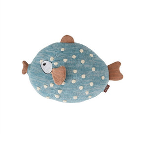 Little Finn Soft Toy Cushion by OYOY Mini - minifili