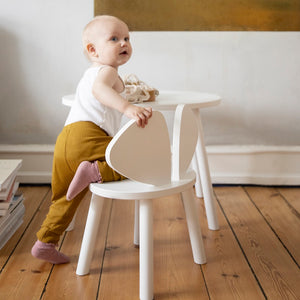 Mouse Chair White by Nofred - minifili