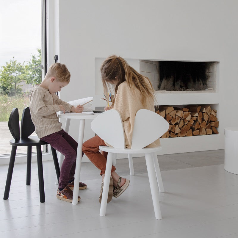 Mouse Chair School White by Nofred - minifili